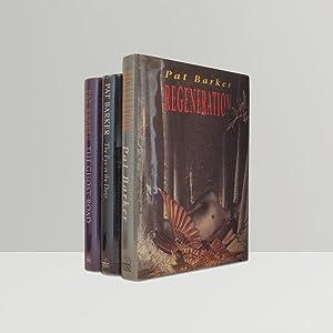 The Regeneration Trilogy - Regeneration/Eye in the: Barker, Pat