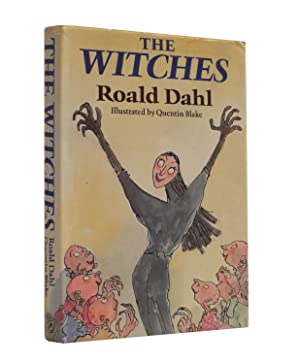 The Witches - true first printing: Dahl, Roald