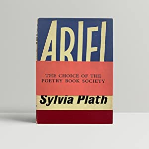 ARIEL - a lovely copy with wrap-around: Plath, Sylvia