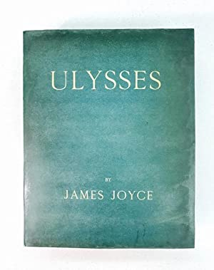 Ulysses - First Edition 1922 - no.: Joyce, James