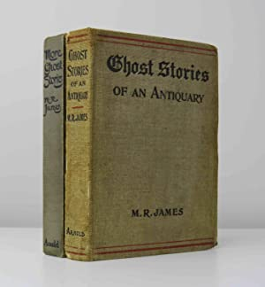 Ghost Stories of an Antiquary [with] More: James, M. R.: