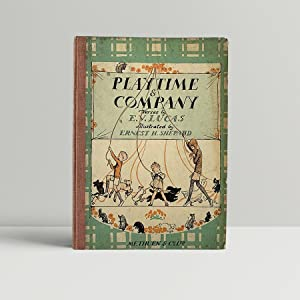 Playtime and Company [Signed by E H: Lucas, E V,