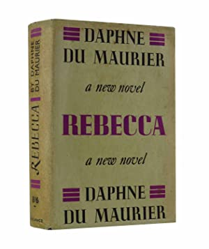 Rebecca - First Edition with SIGNED letter: Du Maurier, Daphne