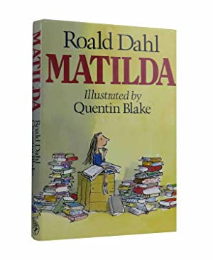 Matilda - with mounted card SIGNED by: Dahl, Roald