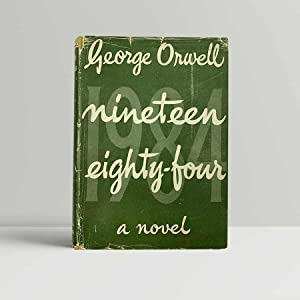 Nineteen Eighty-Four [1984] - in the green: Orwell, George
