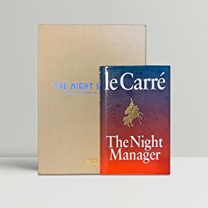 The Night Manager - SIGNED by the: Le Carre, John