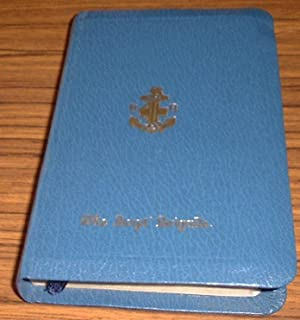 The Holy Bible - Printed for The Boys' Brigade - Authorised King James Version