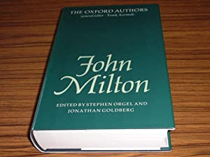 John Milton (The Oxford Authors)