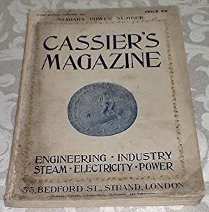 Cassier's Magazine Third Edition October 1897 Niagara Power Number
