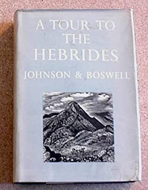 A Tour to the Hebrides; Johnson & Boswell