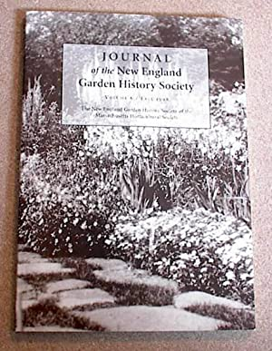 Journal of the New England Garden History