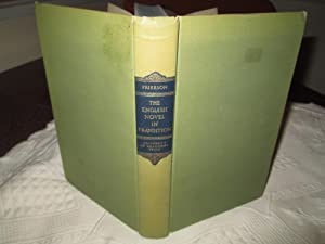 The English Novel in Transition 1885-1940: William C. Frierson