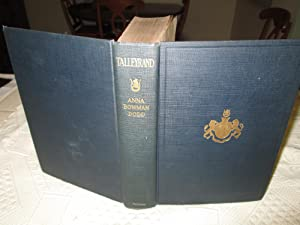 Talleyrand: The Training of a Statesman: Anna Bowman Dodd