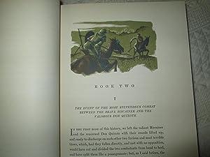 Don Quixote De La Mancha: The First Part Of The Life And Achevements Of The Renowned: Miguel De ...