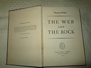 The Web And The Rock: Thomas Wolfe