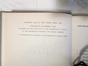 Balzac: Stefan Zweig -Translated by William and Dorothy Rose