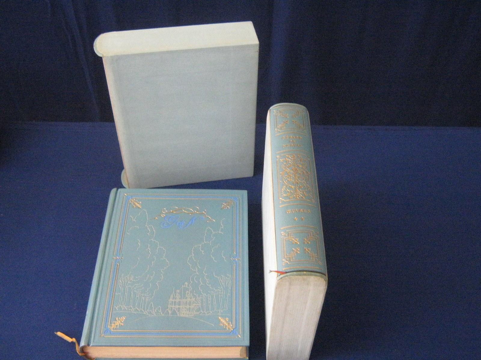 Oeuvres Gérard de Nerval [Fine] [Hardcover] (bi_18730090854) photo