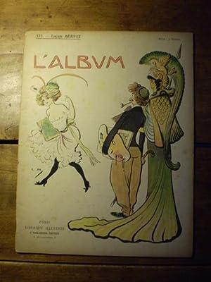 L'ALBUM Publication mensuelle - Textes et dessins inédits - N° XVI - Septembre 1902...