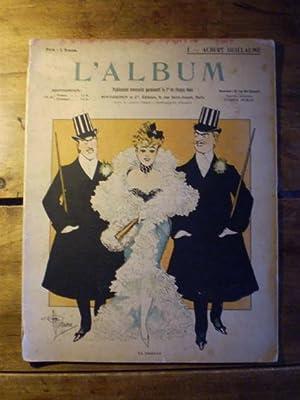 L'ALBUM Publication mensuelle - Textes et dessins inédits - N° I - Juin 1901 - ...