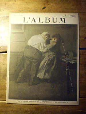 L'ALBUM Publication mensuelle - Textes et dessins inédits - N° XVII - Octobre 1902 ...