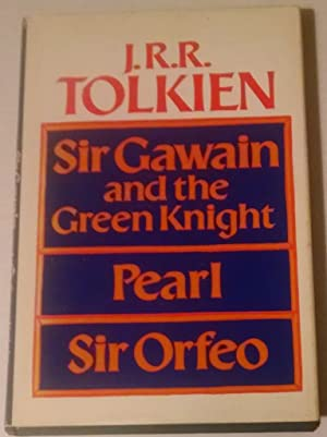 Sir Gawain and the Green Knight, Pearl,: J.R.R. Tolkien [Translator]