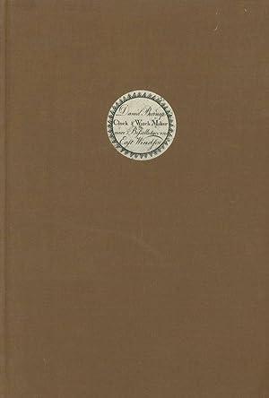 Shop Records of Daniel Burnap: Clockmaker: Penrose R. Hoopes