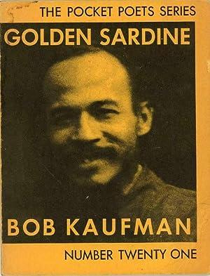 Golden Sardine (The Pocket Poets Series, Number: Bob Kaufman