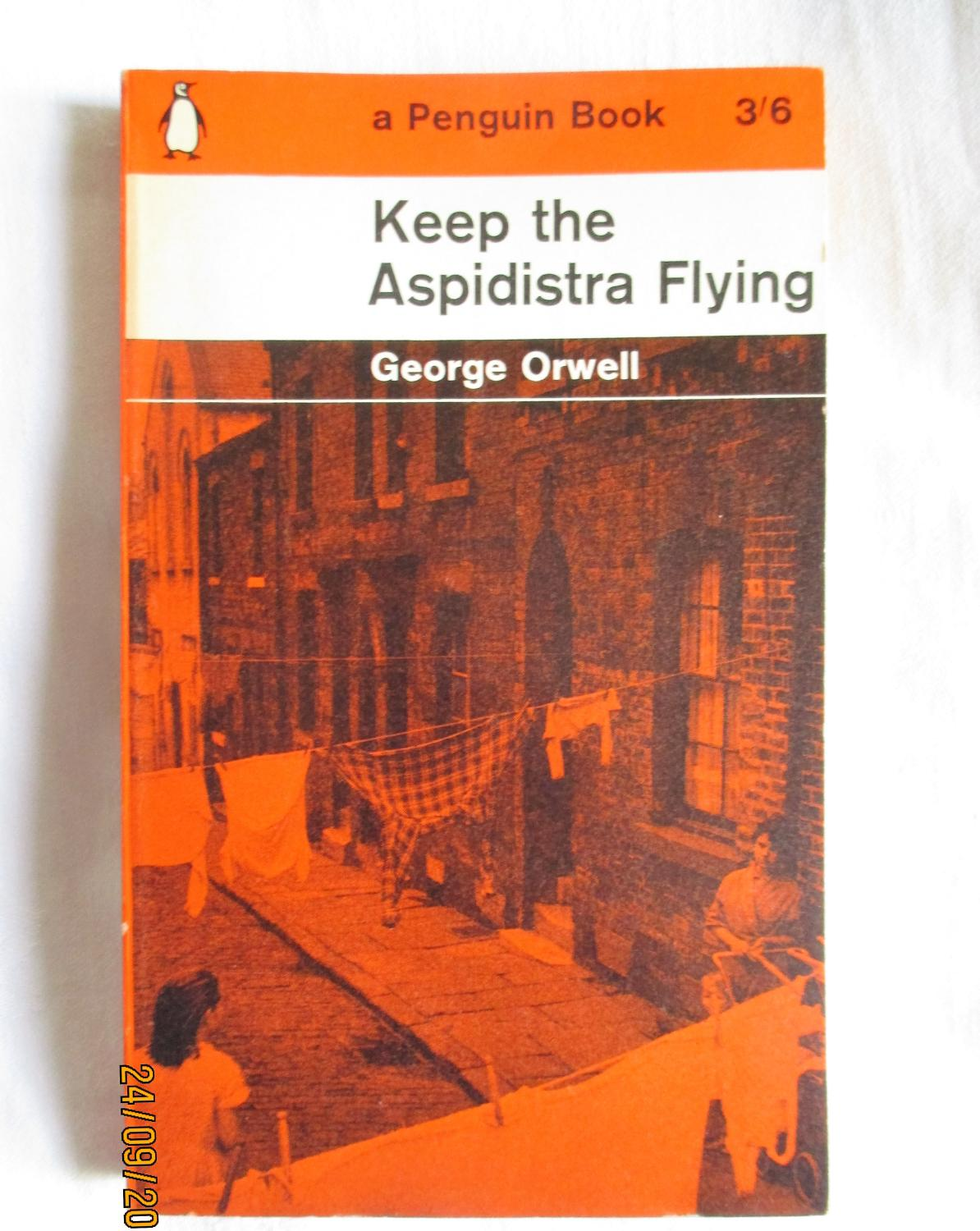 keep the aspidistra flying by george orwell first edition abebooks