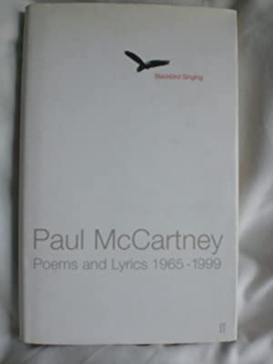 Blackbird Singing: Poems and Lyrics, 1965-1999