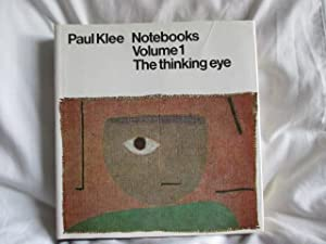 Paul Klee Notebooks Volume 1 and 2