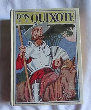 The Adventures of Don Quixote of La Mancha