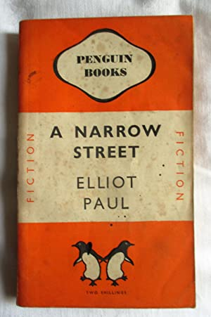 A Narrow Street: Paul, Elliot