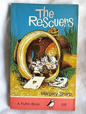 The Rescuers: Sharp, Margery