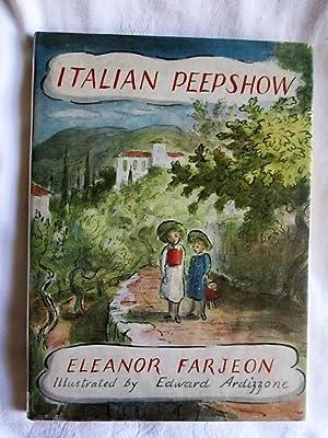 Italian Peepshow: Farjeon, Eleanor