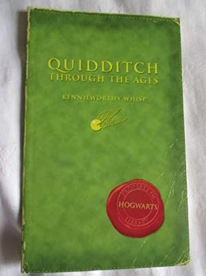Comic Relief: Quidditch Through the Ages (Harry: Kennilworthy Whisp; J.