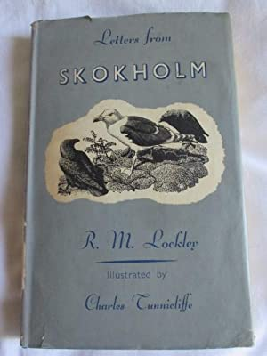 Letters from Skokholm- illustrated by Tunnicliffe