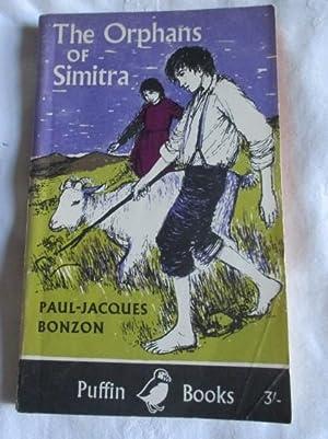 The Orphans of Simitra: Bonzon, Paul-Jacques