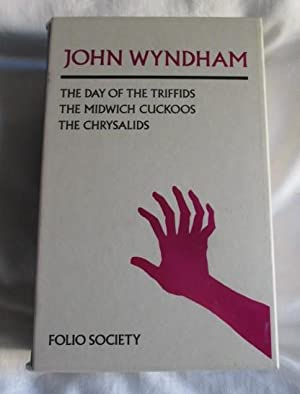 The Day of the Triffids; the Midwich Cuckoos & the Chrysalids; 3 volume set