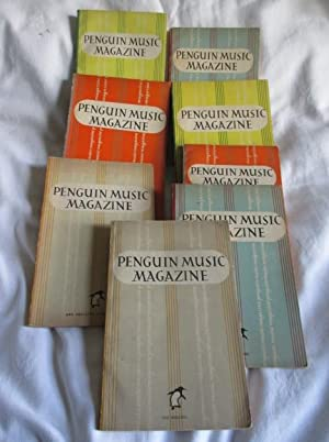 Penguin Music Magazine vols 1-8