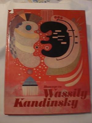 Homage To Wassily Kandinsky. Translated Into English: Di San Lazzaro