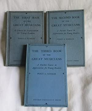 First Book of the Great Musicians, Second Book of the Great Musicians, and Third Book of Great Mu...
