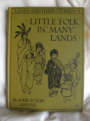 Little Folk in Many Lands: Hugh Laurence