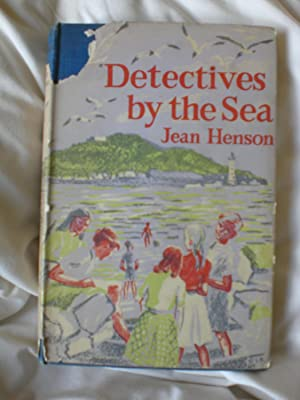 Detectives by the sea with drawings by: Henson, Jean