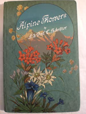 Coloured vade-mecum to the Alpine flora: 207 coloured and 10 plain alpine flowers. Text in Englis...