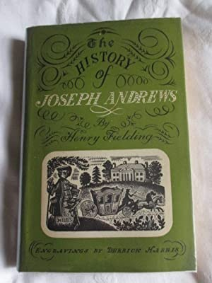 The history of the adventures of Joseph Andrews and his friend Mr.Abraham Adams
