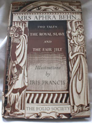 Two tales: The royal slave, and The fair jilt,