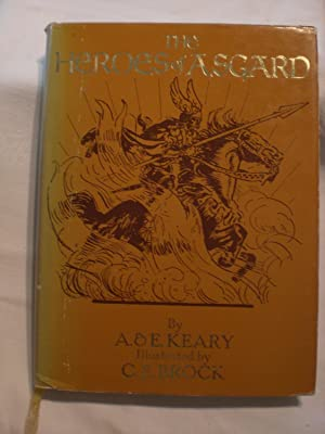The Heroes of Asgard : Tales from: Keary, Annie; Keary,
