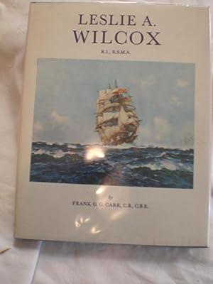 Leslie A. Wilcox RI RSMA: Carr, Frank G.