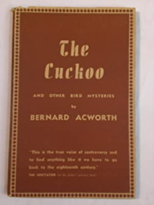 The Cuckoo and other bird mysteries