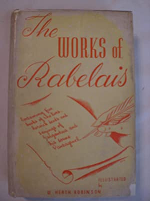 The Works of Mr Francis Rabelais
